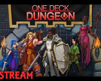 Can Our Warrior Defeat The Dragon's Cave In One Deck Dungeon