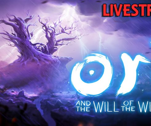 Ori and the Will of the Wisps – Playthrough Live – Part 02