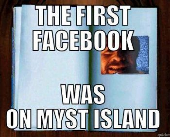 Picture Imp: The First Facebook