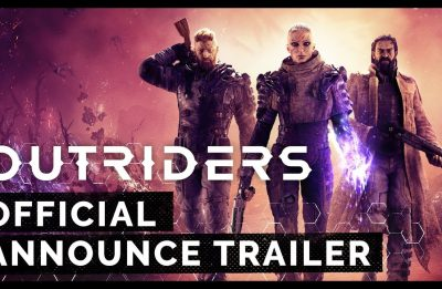 Outriders – E3 2019