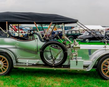Pickering Traction Engine Rally 2014 – Cars