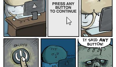 Picture Imp: Press Any Button