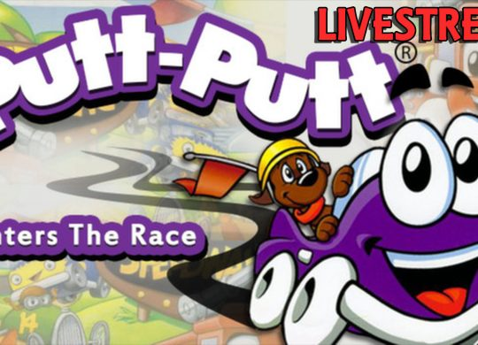 Putt-Putt Enters the Race – Longplay