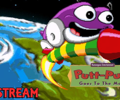 Putt-Putt Goes to the Moon – Longplay