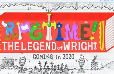 RPG Time: The Legend of Wright – E3 2019