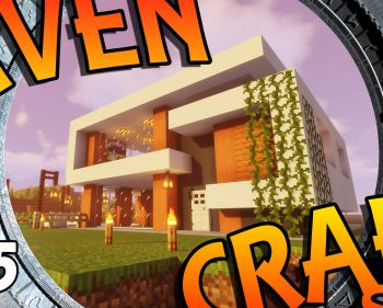 RavenCraft E005 – Modern House Build