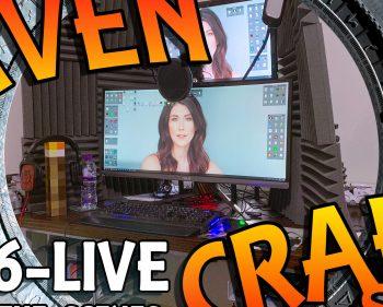 RavenCraft E006 – Making A RavenCraft Episode – Live