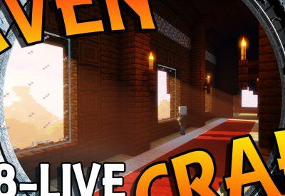 RavenCraft E008 – Woodland Mansion Raid – Live
