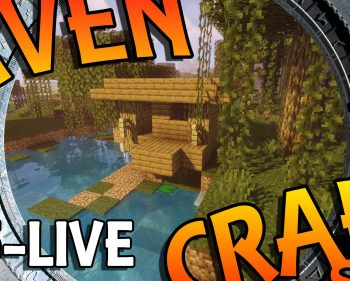RavenCraft E015 – Lets Make a Witch Farm