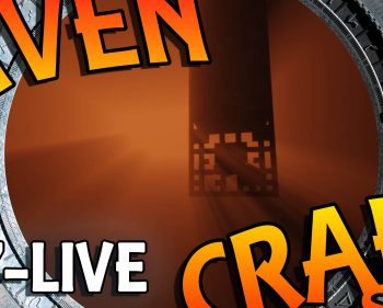 RavenCraft E017 – Cave Spider Farm Build for ItsChrissyy