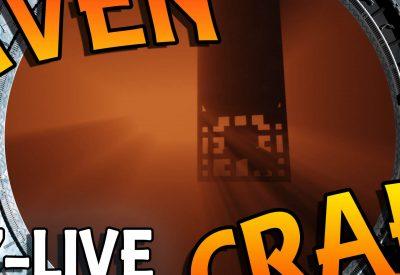 RavenCraft E017 – Cave Spider Farm Build for ItsChrissyy