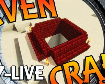 RavenCraft E027 – In A Hole In The Ground – 1.16.2