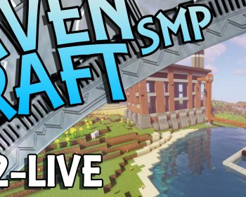 RavenCraft E032 – This Kelp Farm is Ridicules – 1.16.3