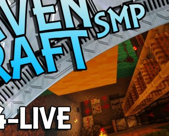 RavenCraft E034 – Redstone Adjustments – 1.16.3