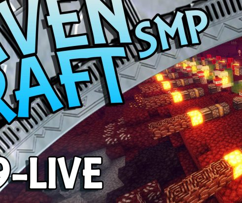 RavenCraft E039 – Ancient Debris One Hour Challenge – 1.16.4