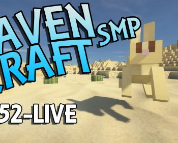 RavenCraft E052 – Rabbit Season – 1.16.5