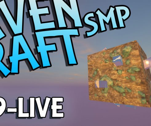 RavenCraft E059 – One Hour Diamond Challenge – 1.16.5