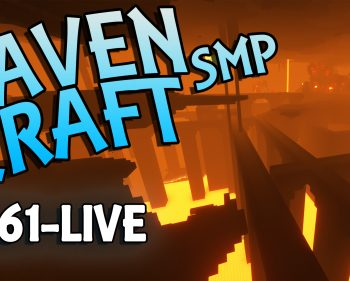 RavenCraft E061 – The Wither Skeleton Hunt – 1.16.5