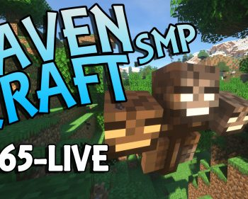 RavenCraft E065 – The Wither Combat Zone – 1.16.5