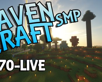 RavenCraft E070 – Working on the Advancements – 1.17.1