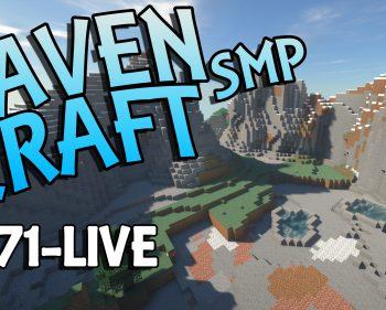 RavenCraft E071 – Back to the Gravel Mines – 1.17.1