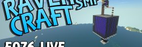 RavenCraft E076 – Lets try and Work On The Shulker Shell Farm Again – 1.17.1
