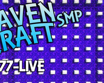 RavenCraft E077 – Buttons! Endless Buttons – 1.17.1