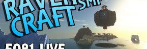 RavenCraft E081 – The Floating Rail Interchange – 1.17.1
