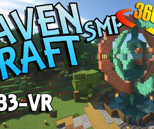 RavenCraft E083 – Conduit Fountain 360 VR – 1.17.1