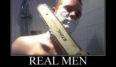 Picture Imp: Real Men
