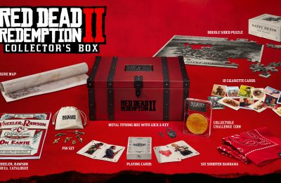 Red Dead Redemption 2 Pre-Order Collectors Editions