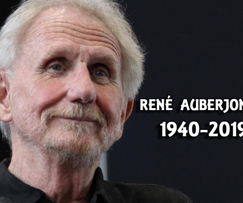 René Auberjonois 1940-2019