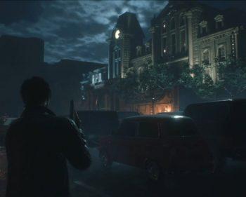 Resident Evil 2 Remaster – E3 2018