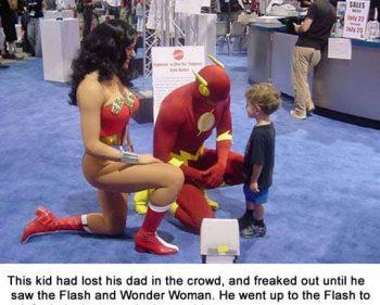 Picture Imp: Reunited in a Flash