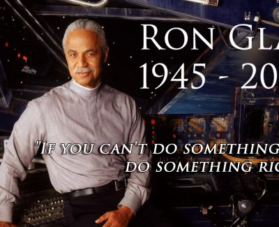 Ron Glass 1945 – 2016