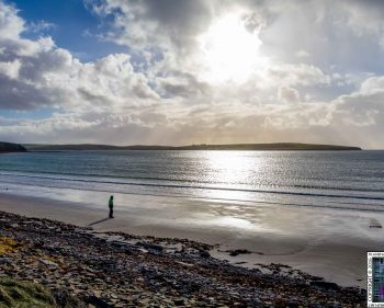 Sands of Wright Hoxa – Orkney