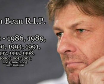 Sean Bean To Receive Commemorative Oscar For 100 On-Screen Deaths