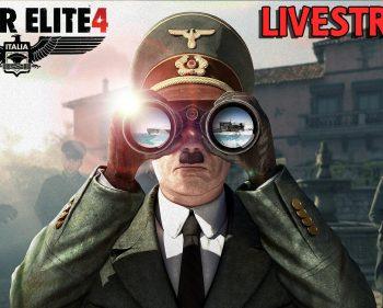 Sniper Elite 4 – Target Führer – Gameplay