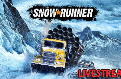Searching For Trucks in SnowRunner