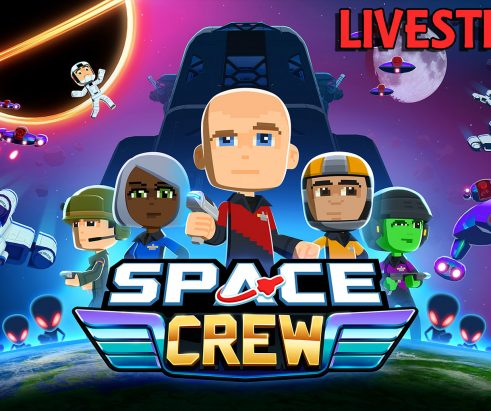 Space, The Final Frontier… – Space Crew – Gameplay