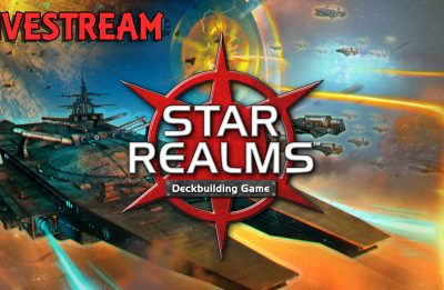Star Realms Campaign Chapter One: First Command