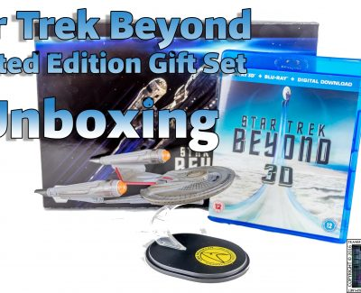 Star Trek Beyond Limited Edition Gift Set
