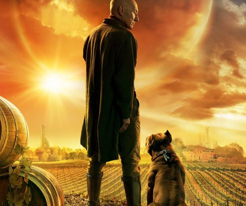 Star Trek: Picard Official Trailer