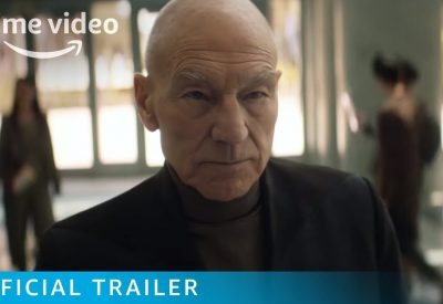 Star Trek: Picard – Official Trailer