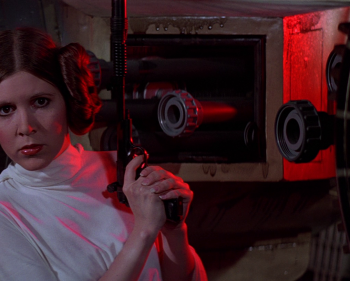 Star Wars actress Carrie Fisher 'suffers heart attack'