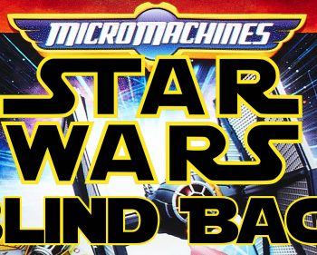 Star Wars Micro Machines Blind Bags