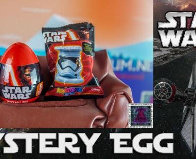 Star Wars Mystery Eggs
