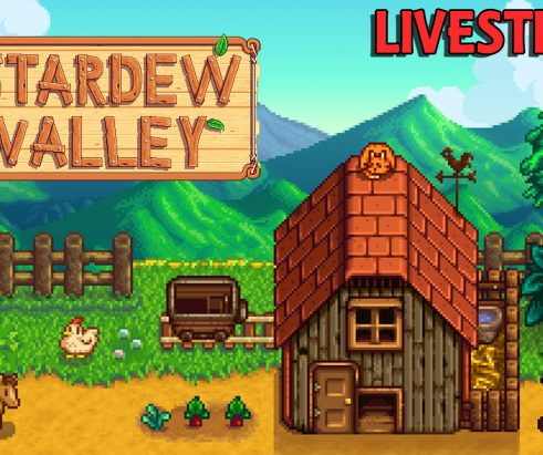 Our New Homestead – Stardew Valley – Gameplay