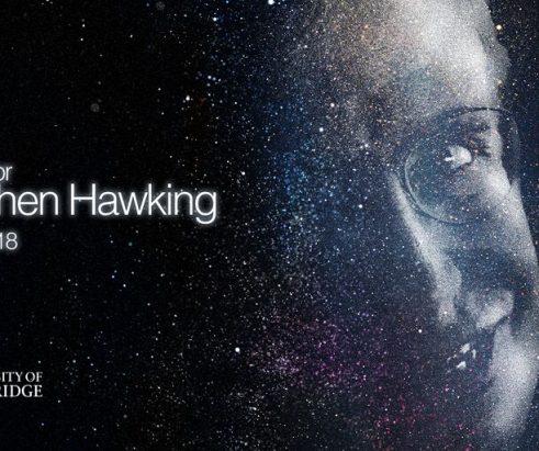 Stephen Hawking 1942 – 2018