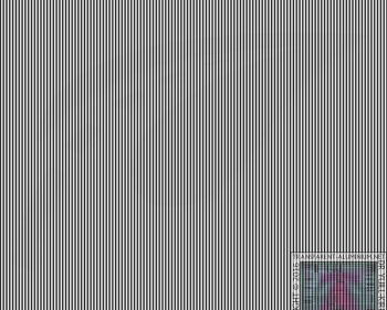 McCollough Effect Optical Illusion